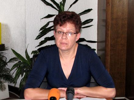 Gradska većnica Danijela Milosavljević FOTO: D. Ristić/OK Radio