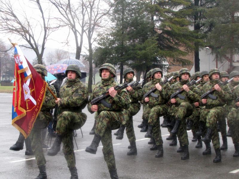 Evidencija ne znači pozivanje na služenje vojnog roka. Foto: S.Tasić/OK Radio