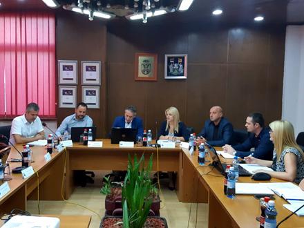 Gradsko veće zaseda po 199. put FOTO: vranje.org.rs