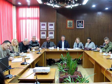 Organizacioni odbor Svetosavske nedelje FOTO: vranje.org.rs