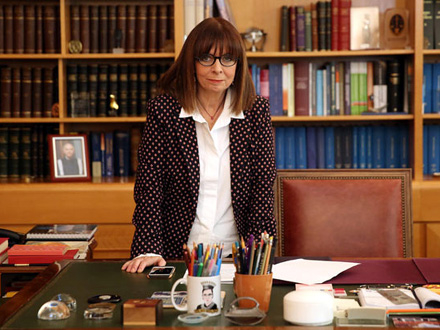Katerina Sakelaropulu FOTO: EPA-EFE