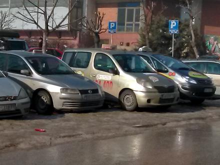 Odluka predstavlja stimulans za taksiste FOTO: G. Mitić/OK Radio