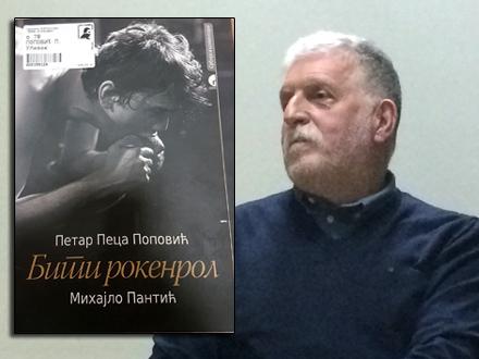 Peca Popović FOTO: OK Radio