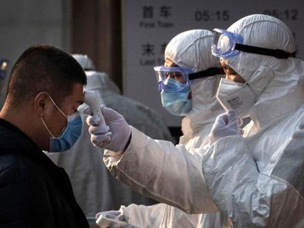 Obuzdavanje širenja virusa ohrabruje FOTO: AP