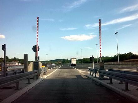 Kreće naplata u zatvorenom sistemu naplate putarine FOTO: D. Ristić/OK Radio