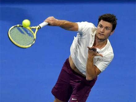 Mladi teniser pokazao mentalnu čvrstinu FOTO: EPA