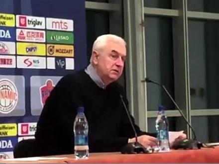 Zvezda je u finalu Kupa poražena od Partizana FOTO: YouTube printscreen