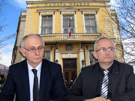 Stojadin Stanković i Nenad Stefanović FOTO: D. Ristić/OK Radio