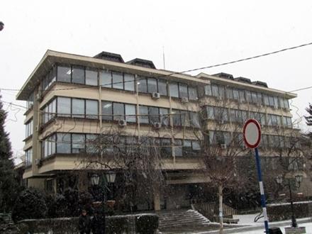 Viši sud u Vranju. Foto: S.Tasić/OK Radio