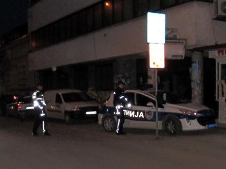 Srećom, nije bilo saobraćajki FOTO: D. Ristić/OK Radio