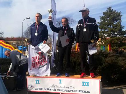 Zabeležen uspeh u maratonu i polumaratonu FOTO: AK Vranjski maratonci