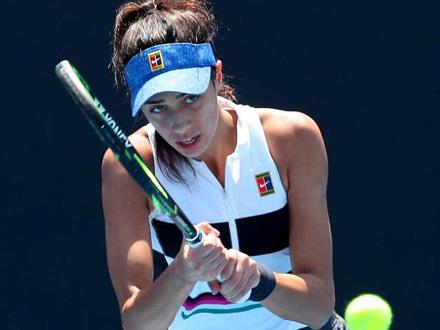 Danilovićeva će igrati protiv Lesije Curenko FOTO: Getty Images