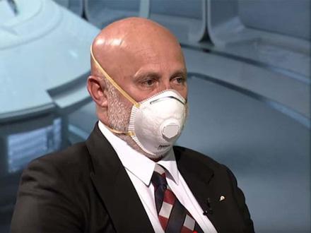 Saveti zlata vredni: Prof. dr Goran Belojević FOTO: YouTube/RTS screenshot