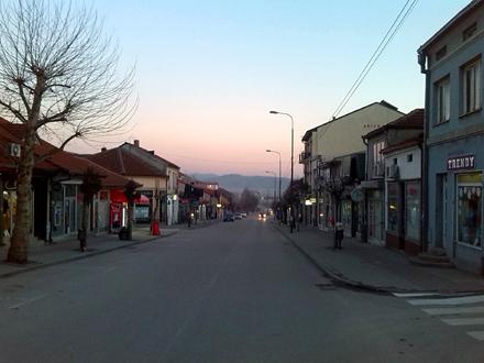 U Vranju bili na ulici za vreme policijskog časa FOTO: D. Ristić/OK Radio