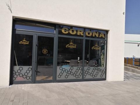 Kafić Corona u Vranju. Foto: S.Tasić/OK Radio