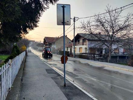 Tretirane su javne površine FOTO: vranje.org.rs