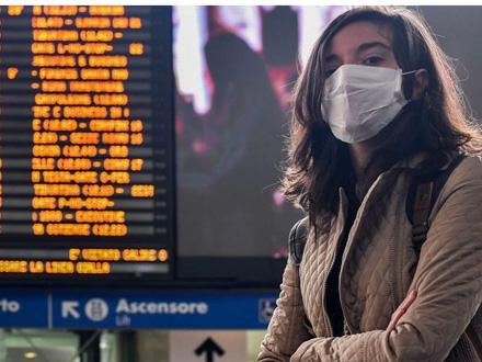 U nekim zemljama nestašica maski FOTO: Getty Images
