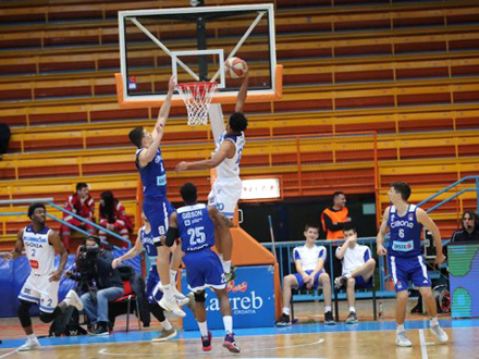 Cibona ostala bez para FOTO: ABA liga