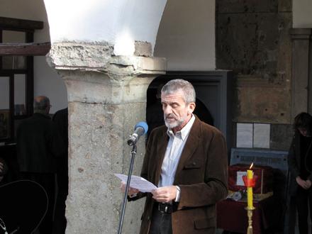 Doktor Vukašin Antić. Foto: D.Ristić/OK Radio