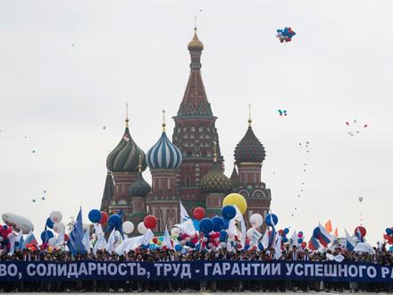 Polovina novozaraženih u Rusiji mlađi od 45 godina FOTO: AP
