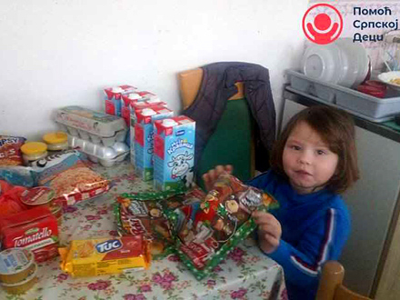 Da ostanu i rade od kuće FOTO: pomocsrpskojdeci.com