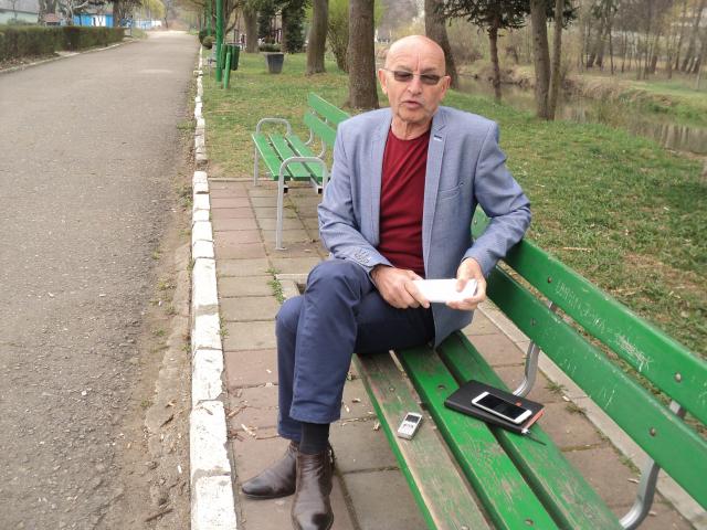 Dragutin Dimčevski živi u Vladičinom Hanu. Foto: S.Tasić/OK Radio