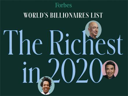 Pandenija izmenila listu milijardera FOTO: Screenshot