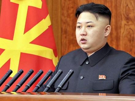 Kim tri nedelje nije viđen u javnosti FOTO: Getty Images