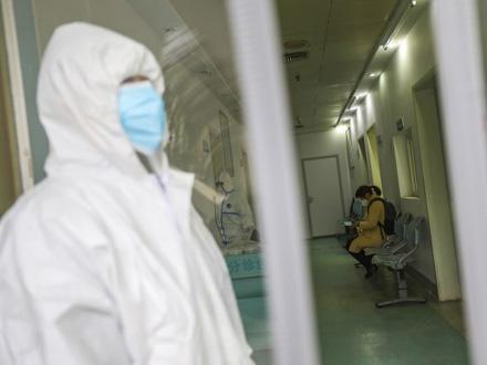 Kina je u prethodna 24 časa registrovala jedan slučaj zaraze FOTO: AP