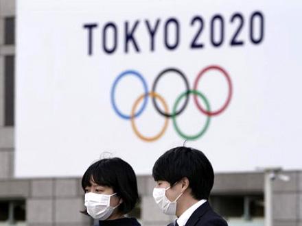 Olimpijske igre u Tokiju naredne godine ili ih neće biti FOTO: EPA-EFE