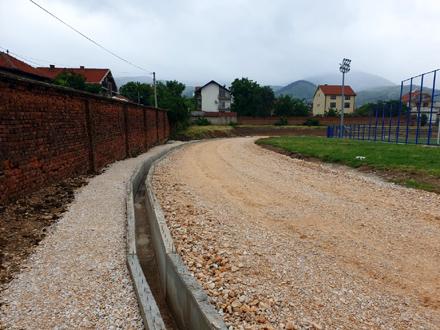 Slede finalni radovi na asfaltiranju FOTO: vranje.org.rs