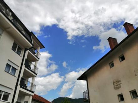 Plavo srce na nebu iznad Vranja. Foto: S.Tasić/OK Radio