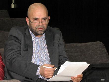 Nedžat Beljulji. Foto: S.Tasić/OK Radio