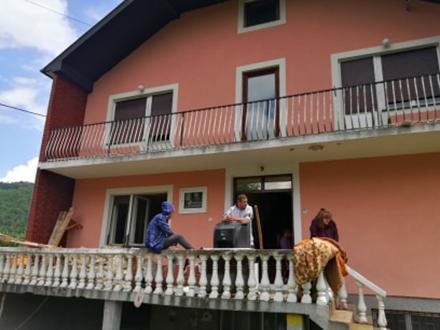 Dom u kome je živeo Petar Krstić. Foto: S.Tasić/OK Radio