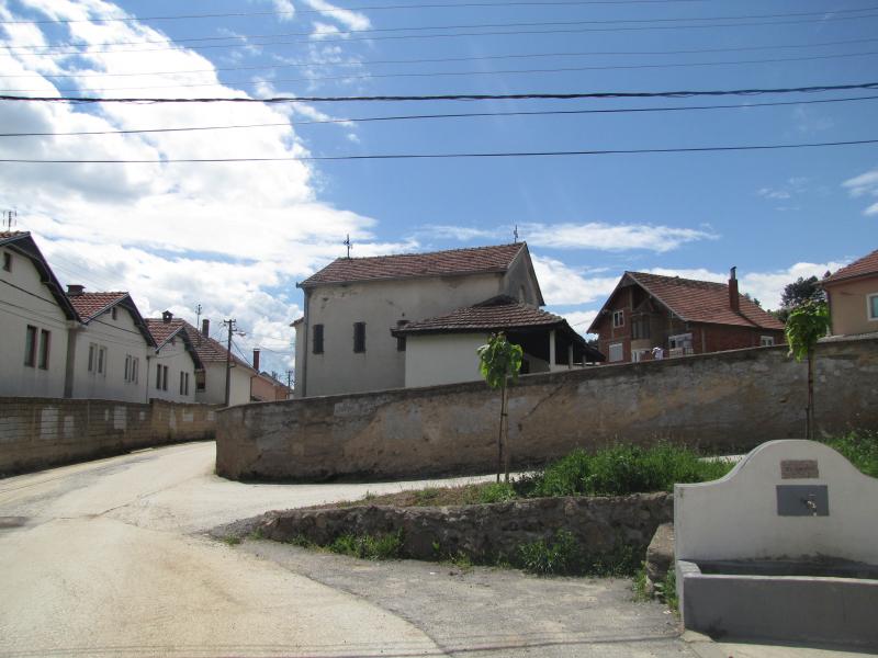 Crkva u Velikom Trnovcu. Foto: S.Tasić/OK Radio