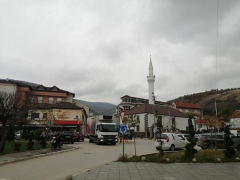 Centar Preševa. Foto: S.Tasić/OK Radio