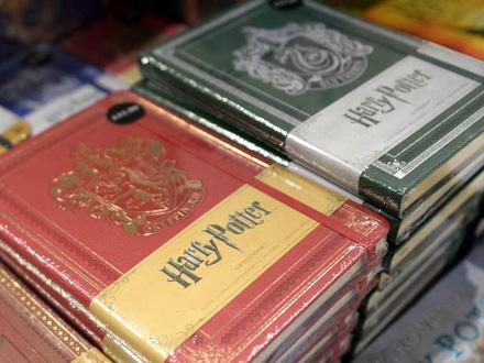Cenzori Severne Koreje podržali romane Džoane K. Roling FOTO: AFP