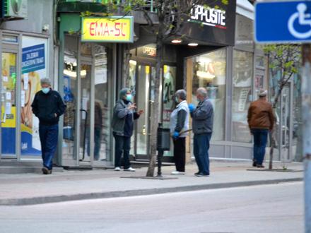 Mere donete zbog porasta broja obolelih, ali samo u Beogradu FOTO: G. Mitić/OK Radio