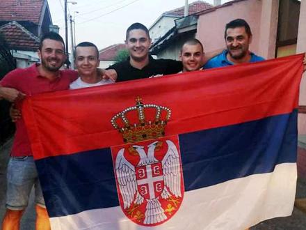 Slavlje u Vranju FOTO: Top Spin