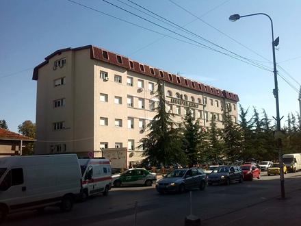 KC Niš: Za dan preminula četiri pacijenta FOTO: D. Ristić/OK Radio