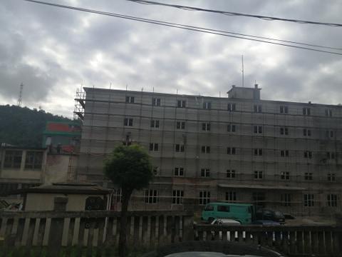 Zgrada nekadašnje Duvanske industrije. Foto: S.Tasić/OK Radio