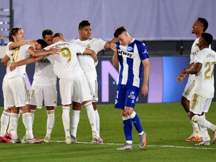 Imaju četiri boda više od Barselone FOTO: Getty Images