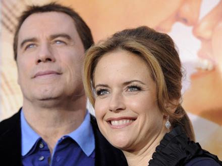 U braku sa Travoltom bila je 29 godina FOTO: AP