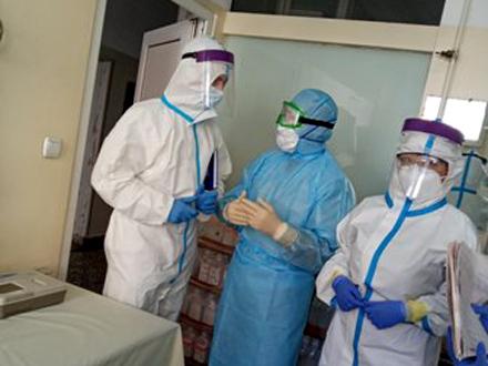 Kovid bolnice u Vranju su gotovo pune FOTO: OK Radio