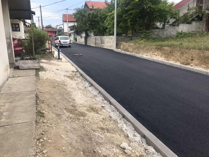 Ulica Jelene Ćetković. Foto: vraje.org.rs