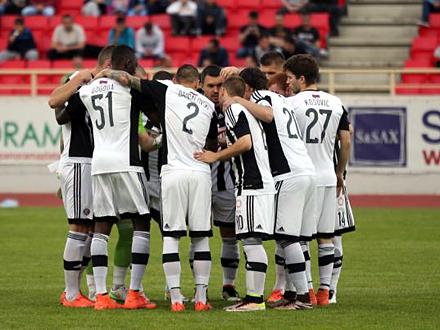 Kao alternativno rešenje visoko se kotira Aleksandar Miljković FOTO: FK Partizan