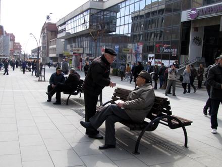 Prosek starosti stanovništva u Srbiji je 43,3 godina FOTO: D. Ristić/OK Radio