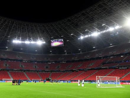 UEFA za ovaj susret dozvolila prisustvo navijača FOTO: Getty Images