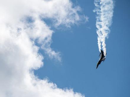 Avionom je upravljala vojna posada FOTO: Getty Images