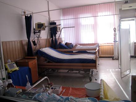 Sa bronhopneumonijom je 31 pacijent FOTO: D. Ristić/OKRadio